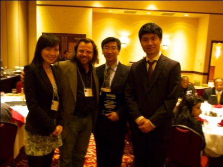 ReFleX Team wins 2nd place – Nebraska Innovation Competition 2011