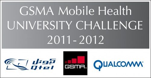 2012 GSMA Mobile Health University Challenge