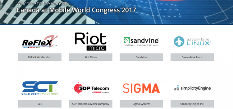 ReFleX @ Mobile World Congress 2017 Barcelona