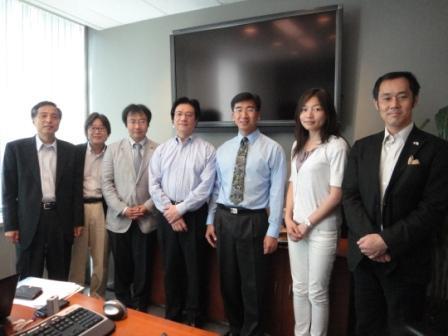ReFleX presents its solutions to NEC, Fujitsu, Aisys and NTT Docomo