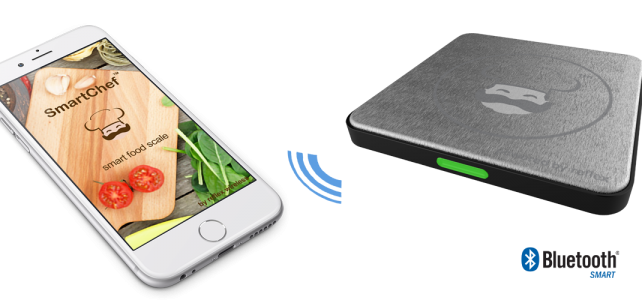 smart food scale solution