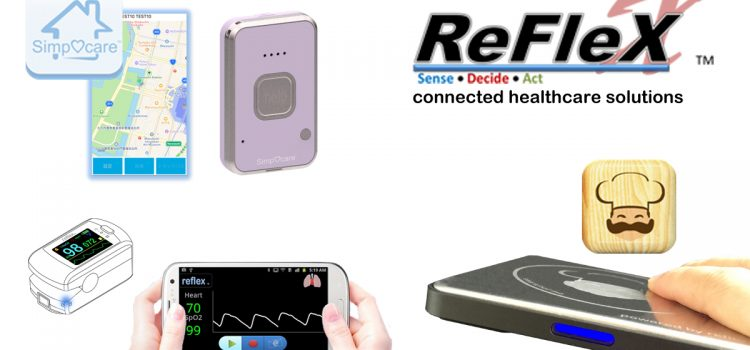 ReFleX at PCHA Connected Health Conference Booth 429-70